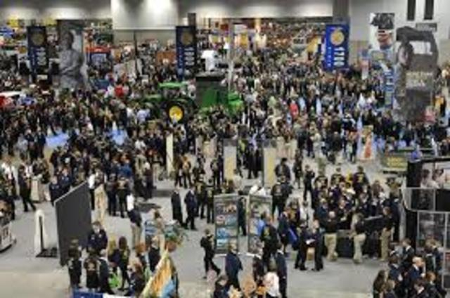 National FFA Convention & Expo returns to Indianapolis.