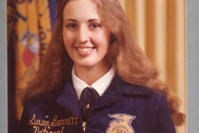 First Female National FFA President