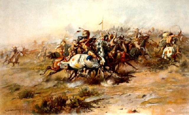 Little Big Horn (Custer's Last Stand)