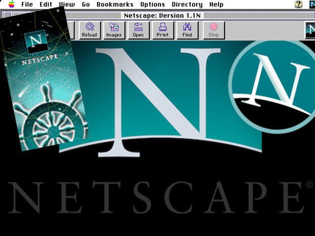 Se lanzó el navegador Netscape Navigatorr