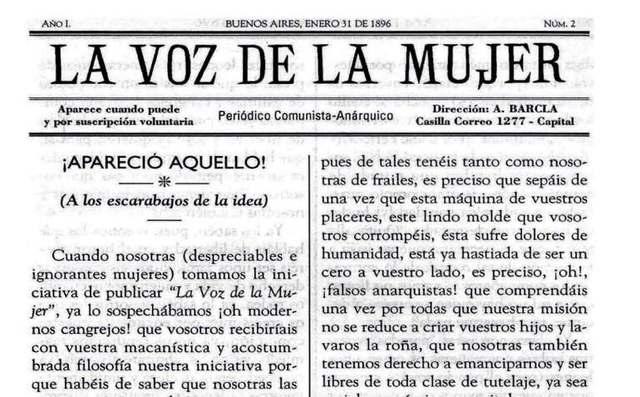"""Periódico """"Los Libertadores"""""""