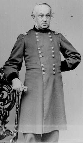 Halleck takes command