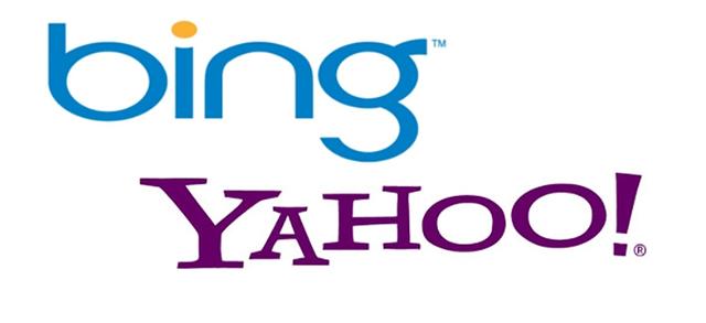 Yahoo y Bing