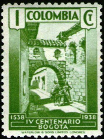 IV Centenario de Bogotá