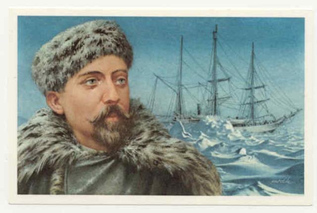 Adrien de Gerlache  Antarctic Winter