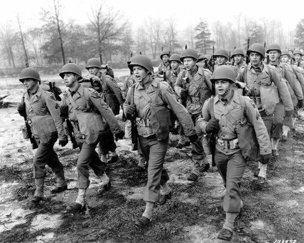 FFA members helping during World War II