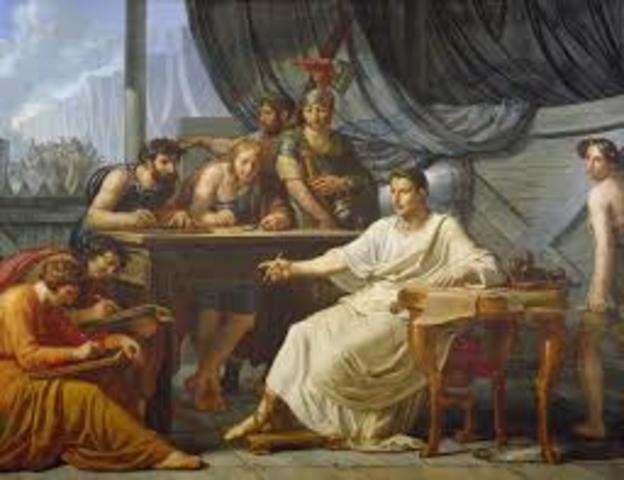 Roma, El Notarii