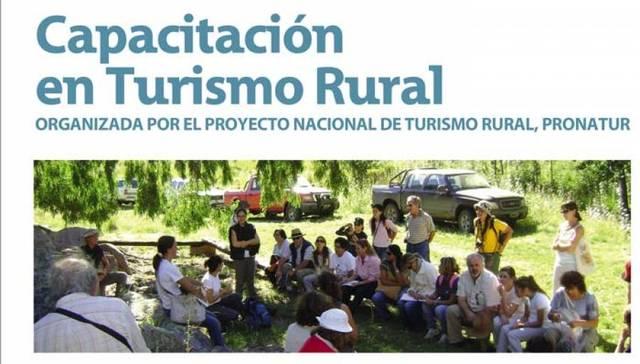 Se lanza el Proyecto Nacional de Turismo Rural (PRONATUR)