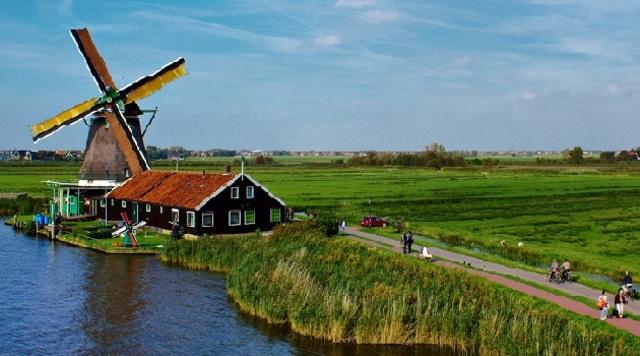 Turismo Rural en Holanda