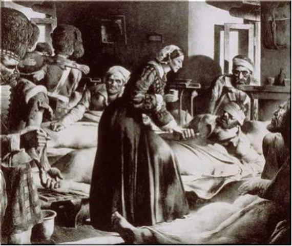 Consideraciones sobre la salud y la enfermería