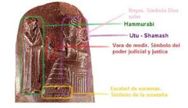 Babilonia código de  Hammurabi