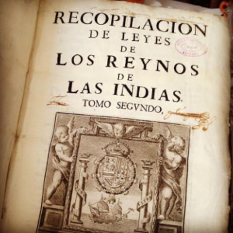 El Notariado en el Derecho Indiano.1492, Son implantadas en  el nuevo mundo las instituciones y la cultura jurídica del derecho castellano