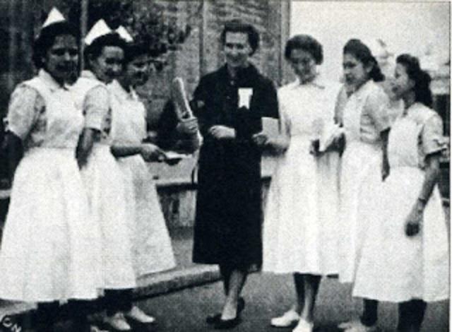 Ministros de los enfermeros