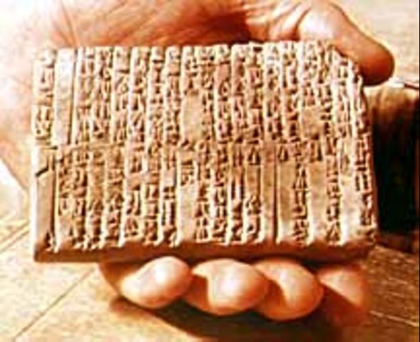Contabilidad en Mesopotamia
