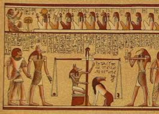 CONTABILIDAD EN EGIPTO