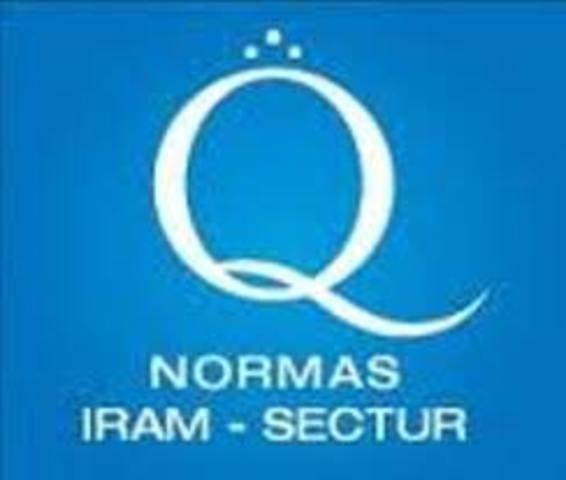 Normas de calidad IRAM-SECTUR.