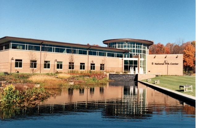 FFA Center move Indianapolis