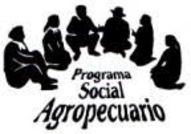 Programa social agropecuario