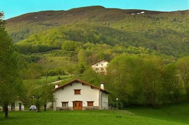 Principal modalidad de alojamiento de turismo rural.