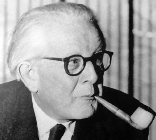 """Jean Piaget (1896-1980) """"Teoría Genética"""""""