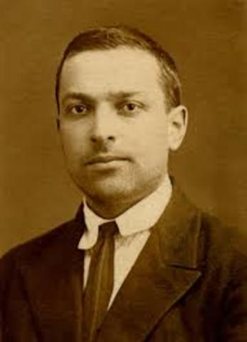 """Lev Vygostsky (1895-1934) """"Zona de Desarrollo Próximo"""""""