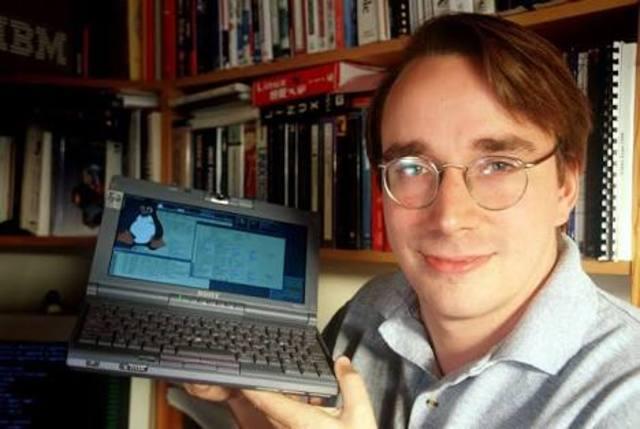 Linus Torvalds anuncia su nuevo proyecto