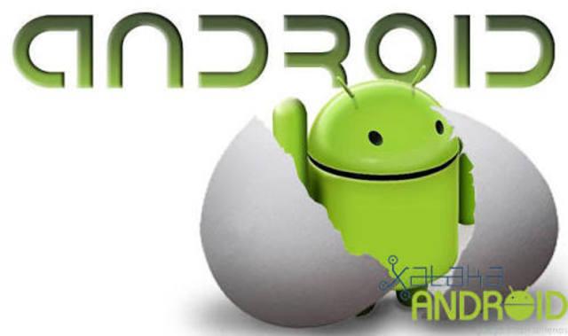 Nacimiemto de Android