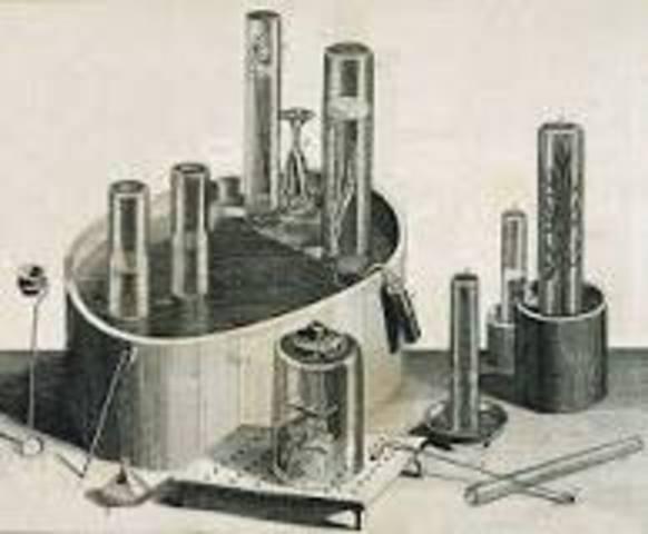 Descubrimiento del Oxígeno - Por Priestley