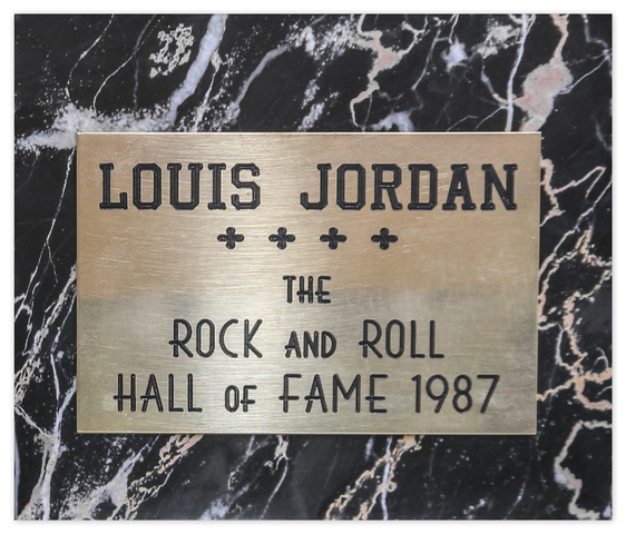 Jordan inducted into Rock & Roll Hall of Fame