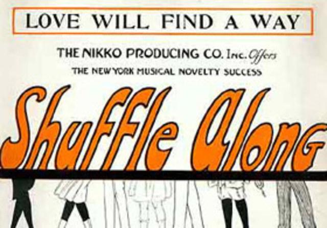 Shuffle Along opens on Broadway