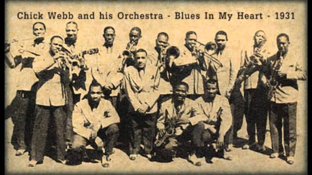 Joins Chick Webb's orchestra