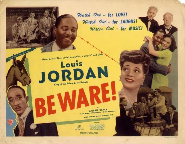 Records Beware!, an all-black musical