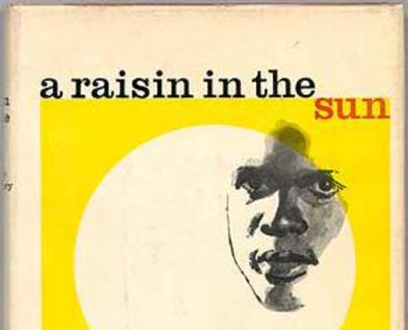 A Raisin in the Sun opens in New York