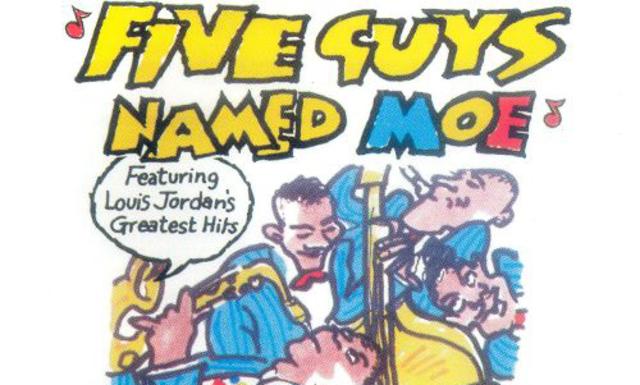 Five Guys Named Moe premieres