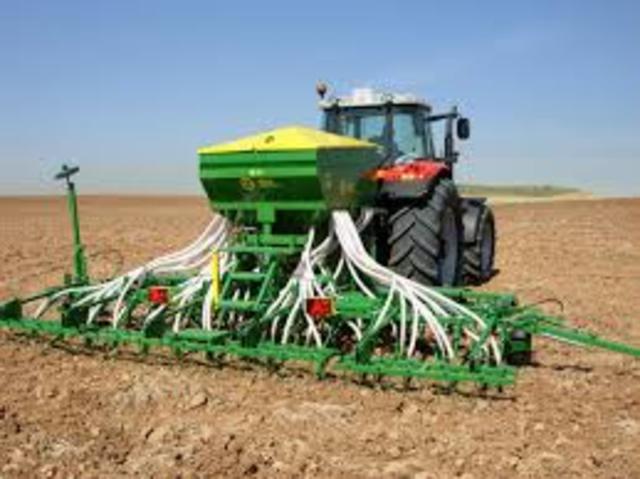 Avance tecnológico en materia agropecuaria.