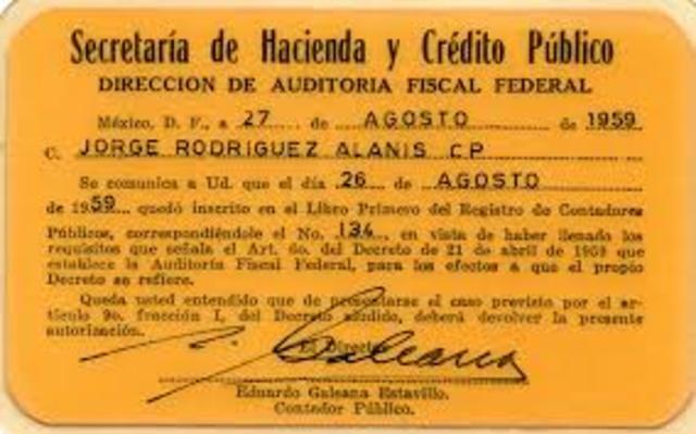 Direccion de Auditoria Fiscal Federal