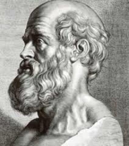 Hipócrates (466 a.C - 355 a.C)
