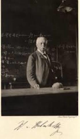 Hermann Helmholtz (1821-1894)