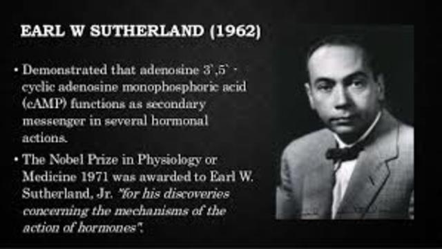 Earl Sutherland (1915-1974)