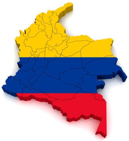 Eudistas en Colombia
