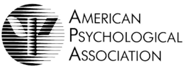 Creación de la Asociación Americana profesional de psicólogos  (APA)