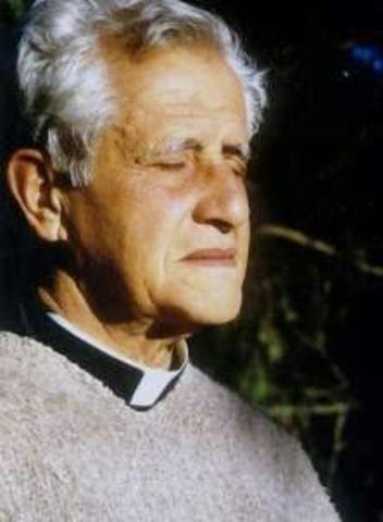 Fallecimiento padre Garcia Herreros