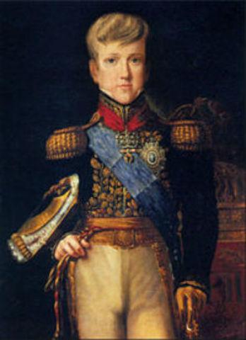 Coroação de Dom Pedro II
