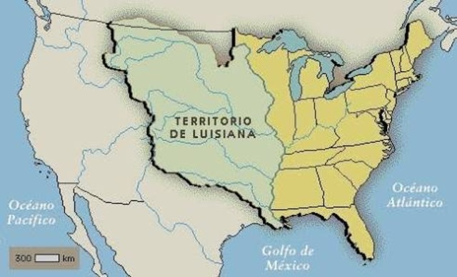 Estados Unidos duplicó sus dimensiones.