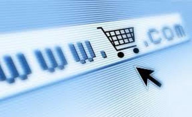 Primera venta online