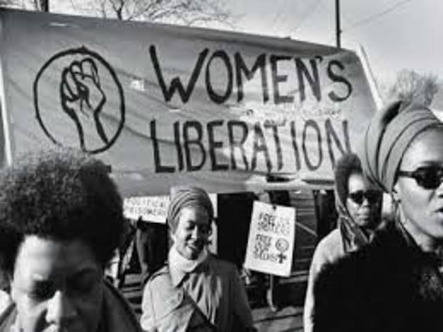 Movimiento de la mujer