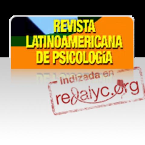 """""""Revista Latinoamericana de Psicología"""""""