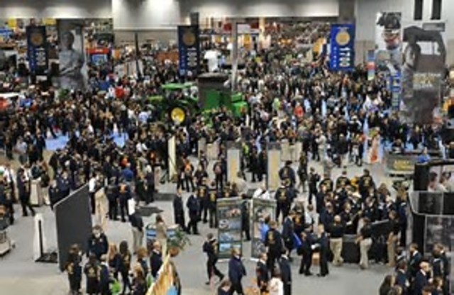 Delegates at the national FFA convention approved