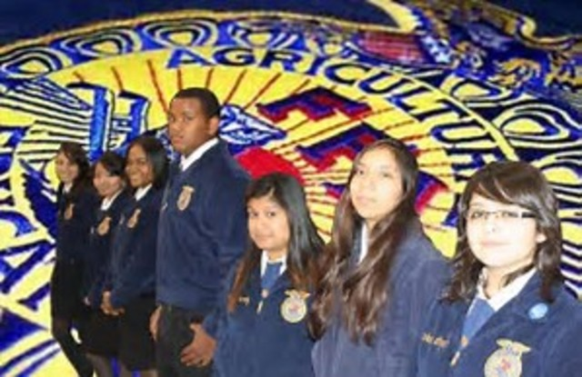 First FFA National Agricultural Career Show held at national FFA convention.