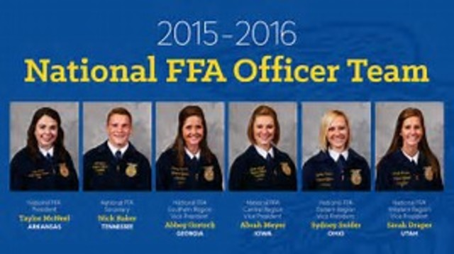 The National FFA Merchandise Center opened its doors in Indianapolis, Ind.